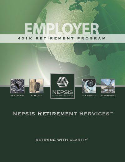 NRS 401K Employer Brochure