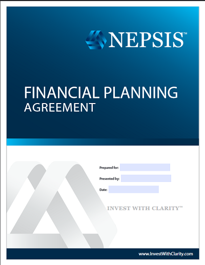 Financial Planning Agreement